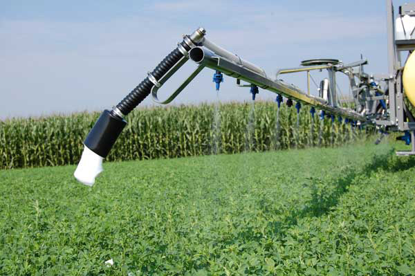 How Pesticide Application Changes May Affect Farmers
