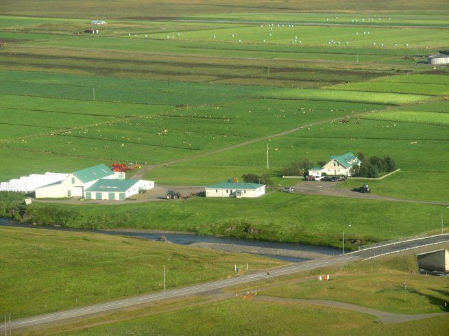 Mulch lifter will help potato farmer in Iceland