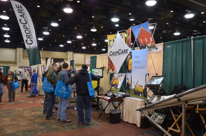 10 Tips: Get the Most Out of Farm & Trade Shows